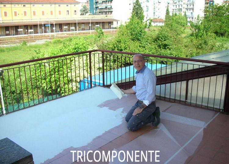 Terrazzi e Balconi in Resina